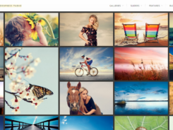 Expression WordPress Theme