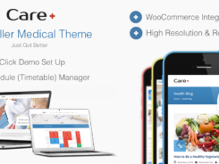 care medical theme