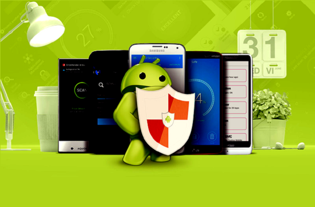 Android spyware protection