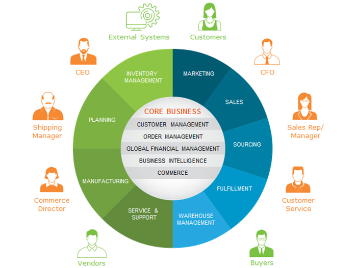 netsuite core business
