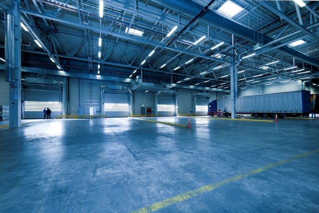 Getting a Warehouse Business Going