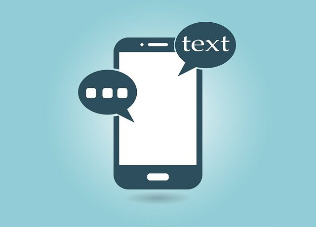 text message - sms