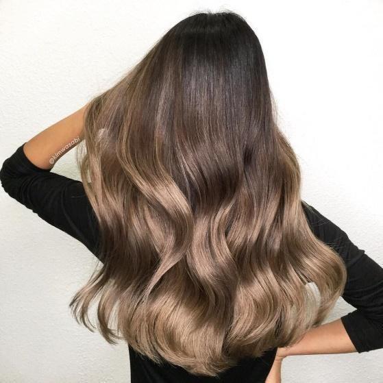 Natural Dark Hair