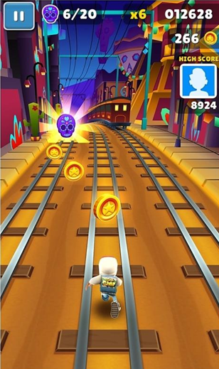 install subway surfers