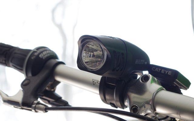 light for mountain bike