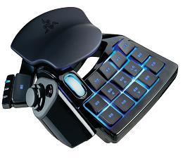 nostromo razer gaming keypad