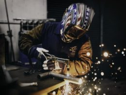 powder welding