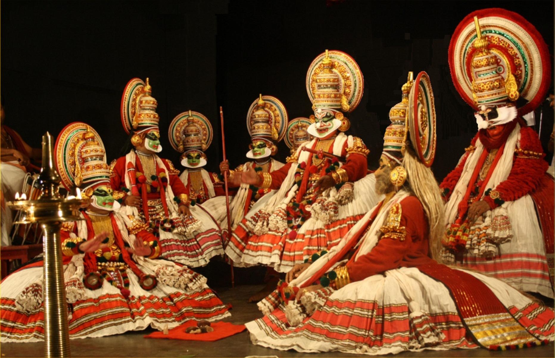 Kathakali