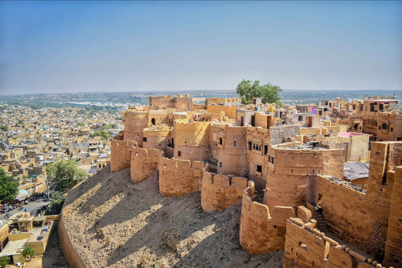 Jaisalmer- The Golden City