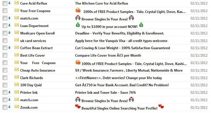 email marketing emojis