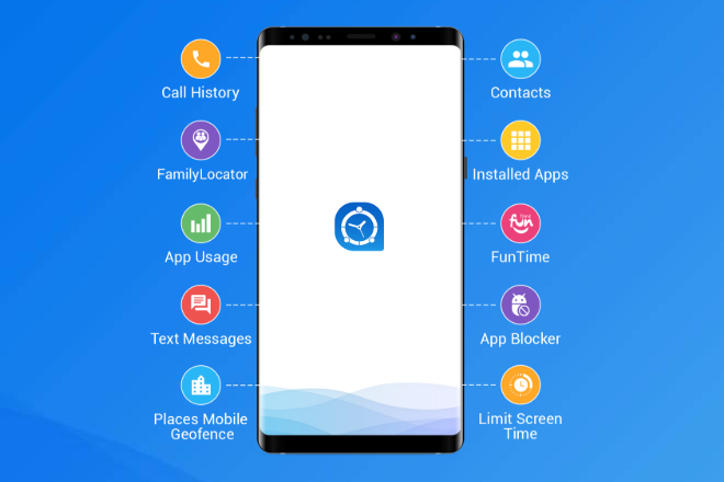 familytime app features