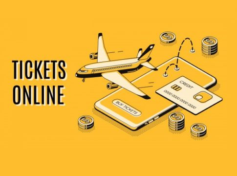 booking airline tickets online
