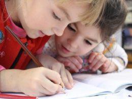 children cute drawing