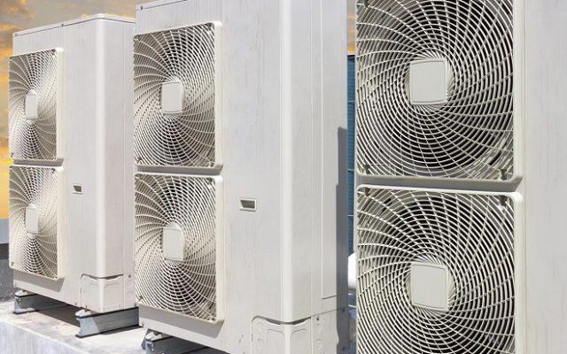 commercial HVAC air conditioner