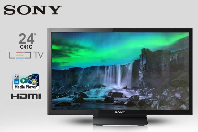 sony 24 inch led tv