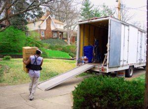 moving heavy items