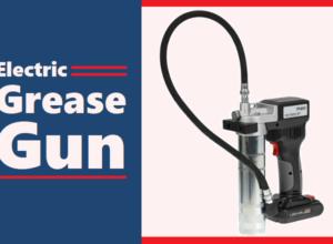 electric grease gun