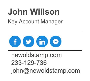 email signature 2