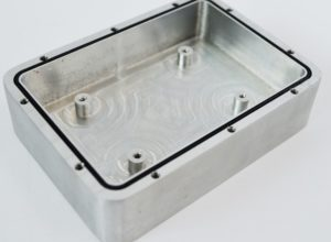 waterproof enclosure design