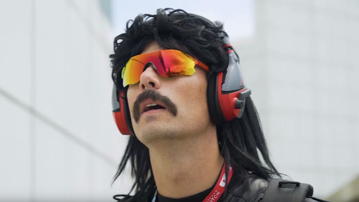 Dr. Disrespect - Twitch Streamer