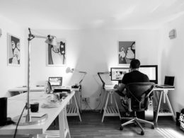 office work desk