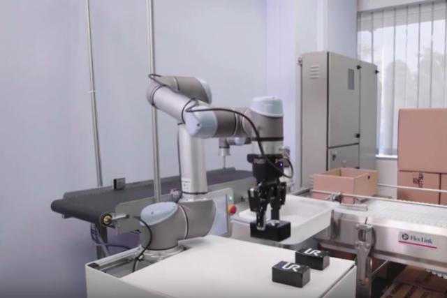 Warehouse Robots Revolutionizing Management