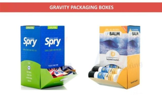 gravity feed boxes