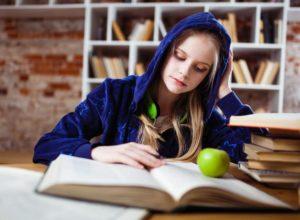 study reading exam