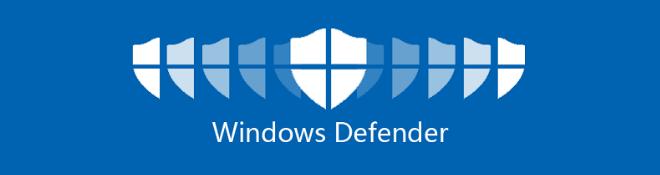Microsoft Windows 0efender
