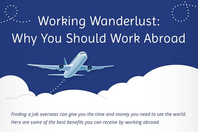 Why You Should Work Abroad – Working Wanderlust