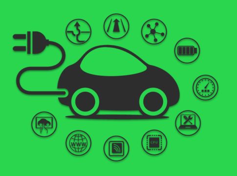 electric vehicle car