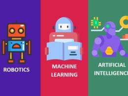 Robotics vs Machine Learning vs Artificial Intelligence