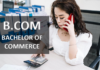B.Com - bachelor of commerce