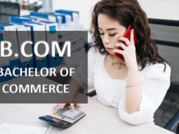 B.Com - bachelor of commerce