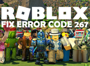roblox fix error code 267