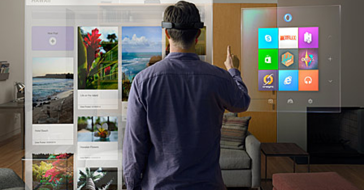 Mixed Reality Apps