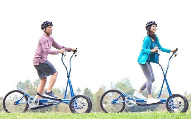 elliptical street bike