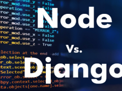 Django vs. NodeJS