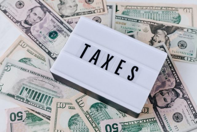taxes on investments