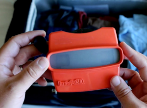 3D slide viewer