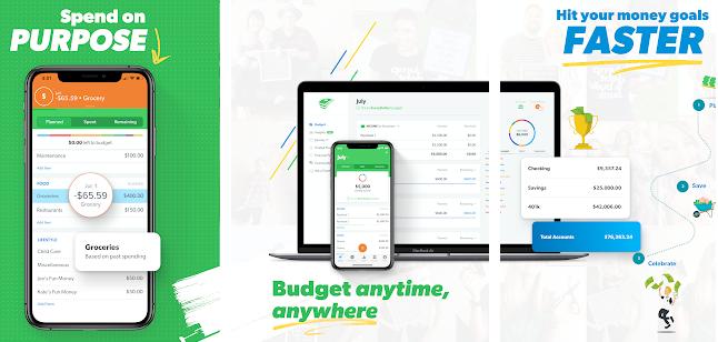 everydollar budget planner