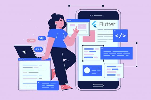 hiring a flutter developer