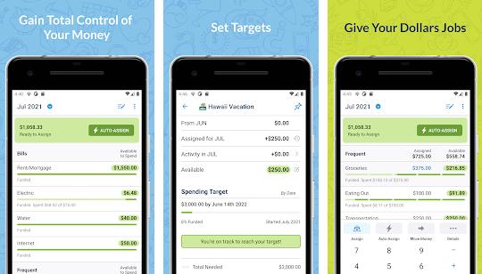 ynab budgeting app