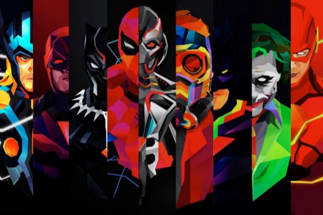 best superhero wallpaper apps