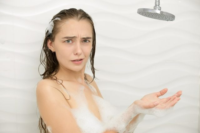 Leaky Showerhead