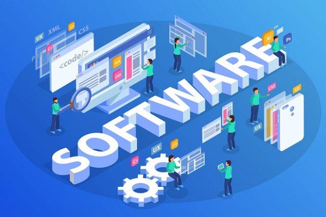 Isometric Software Development Composition